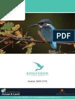 Kingfisher Estate Austral, NSW Brochure
