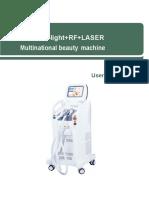 BM11S E-light IPLRF Laser PDT Machine