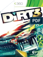 Dirt3 Game Manual