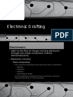 10. Electronic Drafting