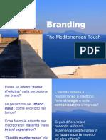 Branding The Mediterranean Touch