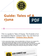 Guide tales of arjuna - Children Story Books