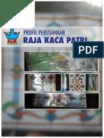 Profil Perusahaan Raja Kaca Patri
