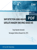 Ship Detection High Res Satellite Imagery