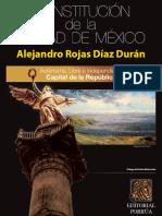 Constitucion de La Ciudad de Mexico