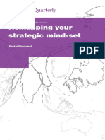 Remapping Your Strategic Mindset