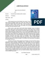 Abstrak Buku Klien Gangguan Cairan & Elektrolit