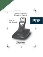 Manual FamiTel Novo