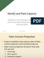 Market and Plant Capacity R1