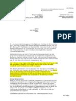 Reactie Op de Aanbevelingen Van Het BIT (Bureau ICT Toetsing) Over Operatie BRP