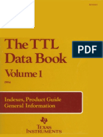 1984 the TTL Data Book Vol 1