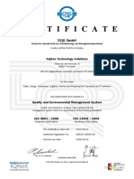 Fujitsu ISO 9001