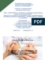 Principios de Bioetica Expo