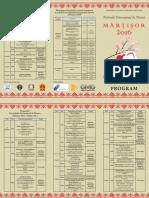 Festivalul Mărțișor 2016. Programul evenimentului internațional care adună maeștri consacrați