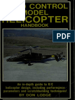 Radio Control Model Helicopter Handbook