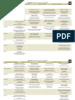 Revised Program for LLF 2016
