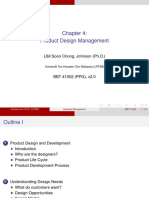 Chapter 4 Product Design Management