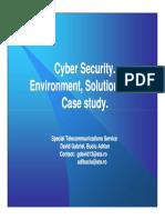 CyberSec Env Sol Case