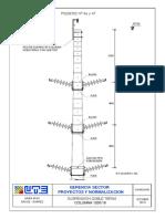 ejemplo suspensión 60 kV doble terna