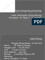 Case Report Bronchopneumonia
