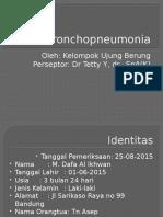 Case Report Bronchopneumonia