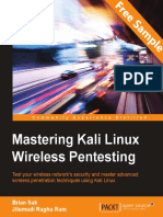 Mastering Kali Linux Wireless Pentesting - Sample Chapter