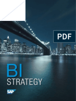 BI Strategy SAP reprot