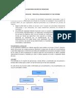 Guía Práctica Para La Documentación de Procesos