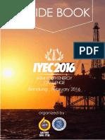 IYEC 2016 Guide Book