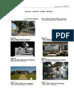 Estudio de Obras 2014- Obras