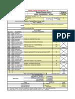 -5 DCN - Design Change Notice