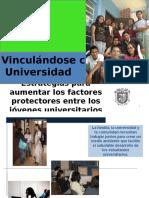 Vinculándose con la Universidad 1