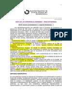 Trataniento Dietetico en La Fenilcetonuria