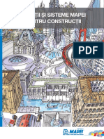 Catalog Solutii Si Sisteme Mapei in Constructii
