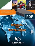 Manual de Instalação Rastreador Veícular LMU800