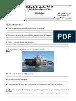 FICHADETRABALHONº9(TRANSPORTES)