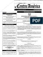 Acuerdo Gubernativo 178-2009