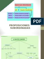 proposiciones_subordinadas