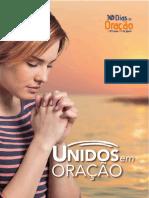 10 Dias de Oração(2016) - Revista