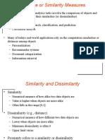 LECTURE02 03 SimilarityMetrices DataVisualization