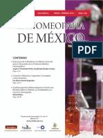 La Homeopatía de México, no. 700 (enero-febrero de 2016)