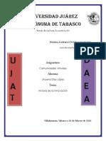 REPORTE DE LECTURA TEMA 3