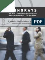 Stingrays- Guide for Defense Attorneys