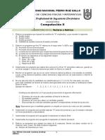 Trabajo Practico Nº 01 - IE - Vectores y Matrices