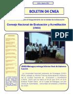 Boletin 4 CNEA