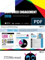 2016 Customer Engagement Research