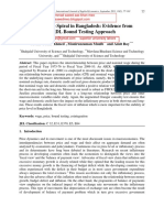 Best Paper to Learn About Ardl