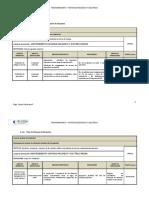Procedimientos Para Verificar Auditar El Manejo de Los Impactos Ambientales