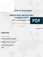 Volante Technologies Simplifying Messaging Connectivity