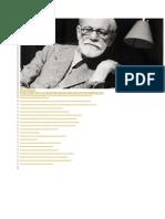 20 de Citate Ale Lui Sigmund Freud